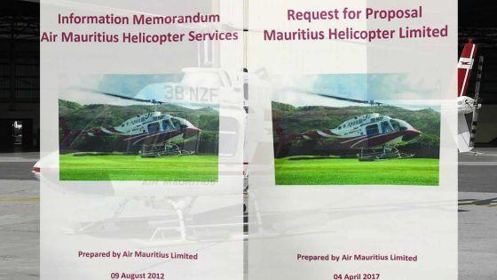 Mauritius Helicopter Ltd : dilemme sur le choix du partenaire stratégique