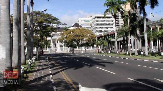 Une dizaine de citoyens manifesteront devant l'Hôtel du gouvernement ce lundi