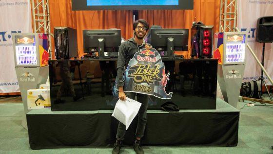 Jeu vidéo :Ali Nubeebukus représentera Maurice au Red Bull Player One au Brésil