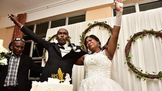 Un mariage sous le signede la solidarité