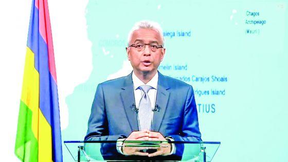 Pravind Jugnauth lors de la 75e session des Nations unies : «La décolonisationde Maurice est incomplète»