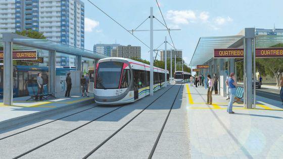 À Rose-Hill : les travaux du Metro Express complétés à 90%