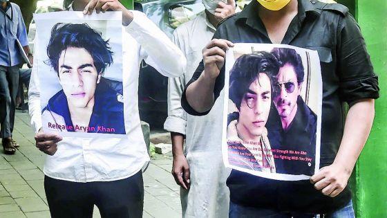 Demande remise en liberté :Aryan Khan fixé sur son sort ce mercredi