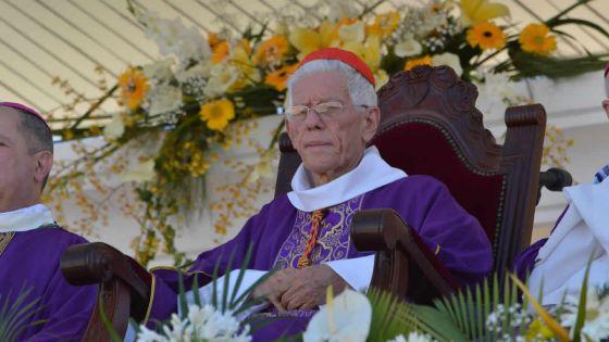 Cardinal Maurice E. Piat : «Soyons des artisans de paix»