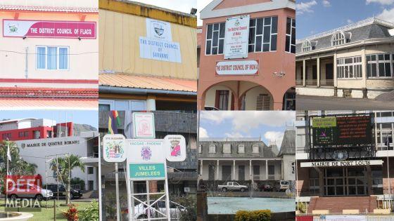 Collectivités locales : Rs 8,3 millions aux municipalités et conseils de districts