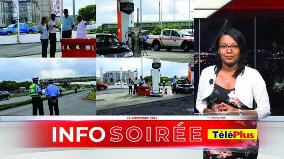 [Info Soirée] : Accident à Wooton : «Li sokan seki ou trouve lor kamera CCTV»
