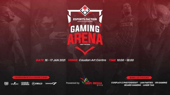 Tournoi de jeux vidéo : les inscriptions pour la Défi Mega Cup sont ouvertes