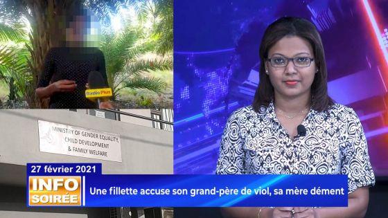 (Info Soirée) : «Mo tifi pe inflianse par enn bann dimounn», dit la mère