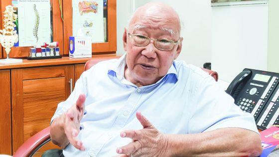 Dr Patrick Chui Wan Cheong : «Aujourd'hui, il y a tropde médecins à Maurice»