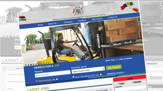 Sur Mauritiusjobs.mu: Plus de 30.000 demandeurs d'emploi enregistrés en 5 ans