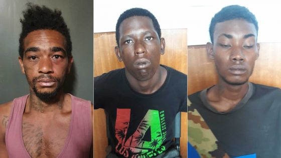 Cambriolage en série : l'un des trois suspects avoue être l'auteur de trois vols