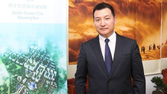 Développement : Jinfei ambitionne d'être la première ville intelligente en 2025