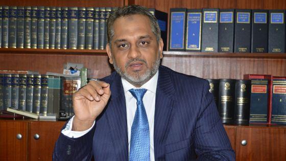 Reza Uteem : «Très déçu par l'attitude de Boolell»