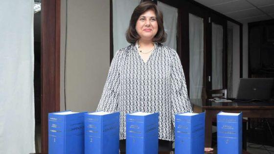 Lancement de «Case Law of Mauritius : A Compendium» - Me Urmila Boolell, SC : «C'est très difficile d'exercer si on n'a pas les outils qu'il faut»