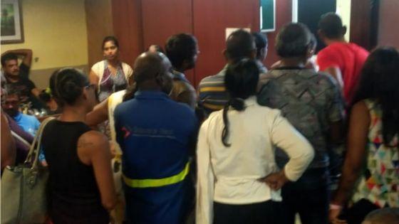 Des urgences expliquent l'absence de médecins : une journée particulière à l'hôpital du Nord