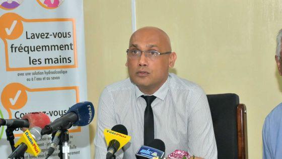 Plan d'action contre le coronavirus -Kailesh Jagutpal :«Nous sommes prêts !»
