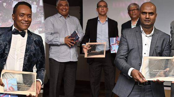 Media Trust Awards Night : Les meilleurs travaux journalistiques récompensés