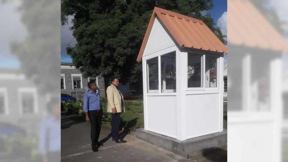 À Curepipe : une dizaine de postes de sécurité installés au coût de Rs 250 000