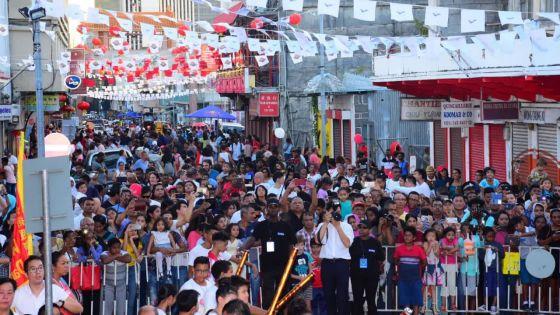 Chinatown Food and Cultural Festival : succès d'affluence ce samedi