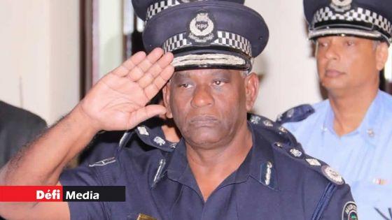 Le CP Mario Nobin quittera la force policière ce mercredi