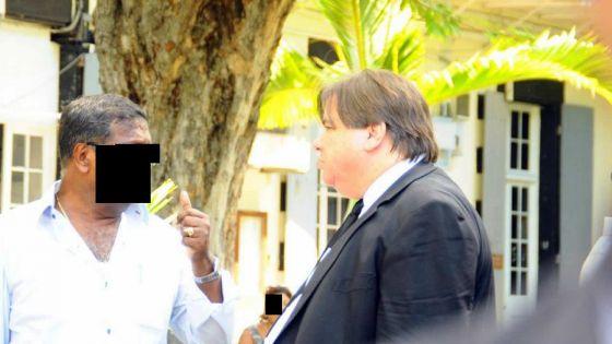 Paiement excédentaire : Stéphane Gérard Briand jugé coupable