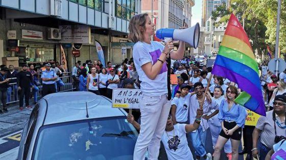Anaïs Boullé :«Je n'aime pas l'injustice»