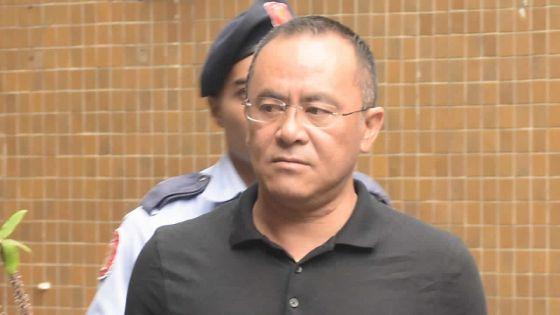En prison pour importation de drogue :Wang Min Yung conteste la confiscation de ses biens