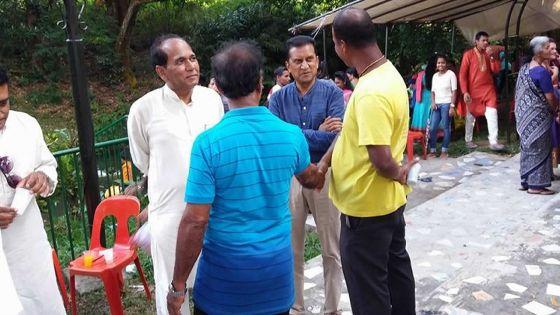Politique : la «proximité» Sangeet Fowdar-Anil Bachoo interpelle