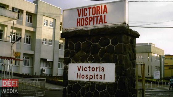 COVID-19 : la salle 15 de l'hôpital Victoria fermée