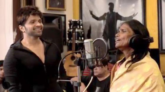Elle mendiait et chantait à la gare pour gagner sa vie : Ranu Mondal part à la conquête de Bollywood avec l'aide de Himesh Reshammiya