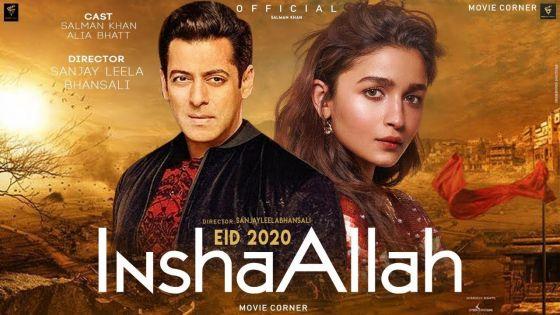 Une décision qui a choqué tout Bollywood : Sanjay Leela Bhansali abandonne son projet Inshallah (Salman Khan)