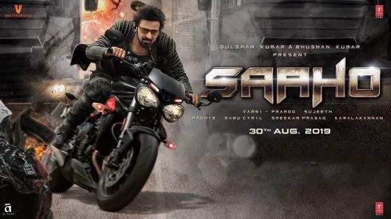 SAAHO : le 3e film le plus coûteux produit en Inde