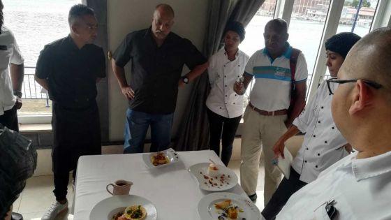 5e édition des Trophées de l'Art culinaire créole : la gastronomie mauricienne en vedette à Paris
