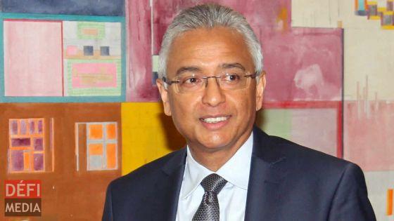 Dossier Chagos : session de travail entre Pravind Jugnauth et des responsables de la haute commission de Maurice à Londres