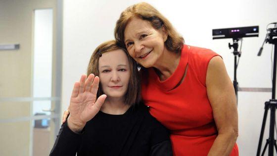 Intelligence Artificielle : voici Nadine, votre prochaine collègue humanoïde