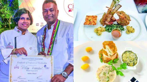 Kobashni Chedumbarum Pillay : la chef autodidacte !