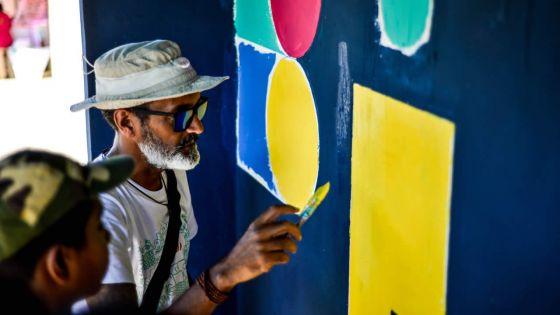 Colour for Change : une WebApp pour partager de la positivité