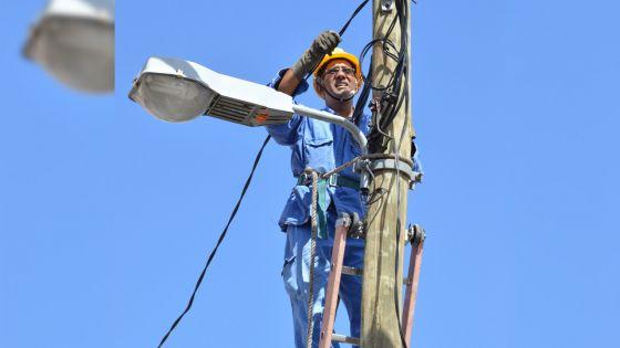 Pas d'électricité dans les régions de Moka et St-Pierre