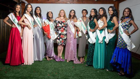 Neuf prétendantes pour la couronne de Miss Eco International Mauritius