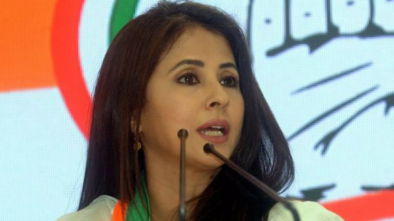 Lok Sabha Elections 2019 : Urmila Matondkar, candidate du Congress Party