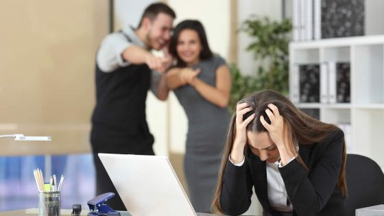 Workplace Bullying : a silent killer