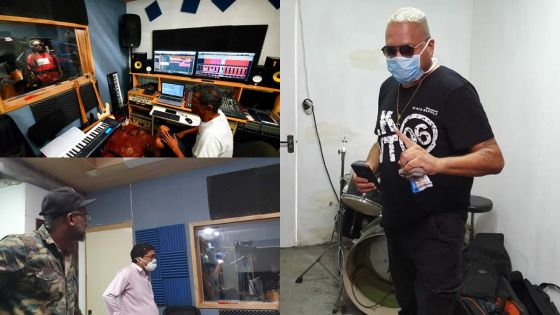 Initiative du ministère des Arts et du Patrimoine Culturel : des artistes se mobilisent pour une chanson contre le Covid-19
