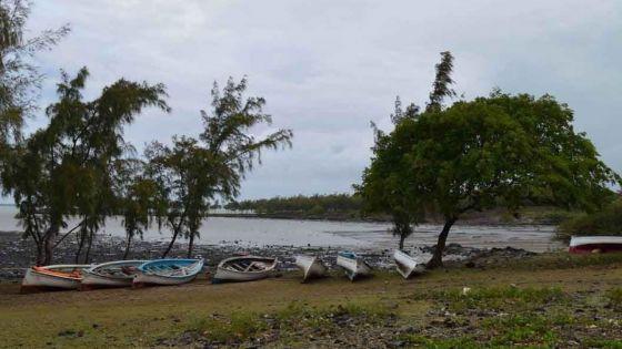 Mauvais temps à Rodrigues : 54, 6 mm de pluie à Citronelle en 24 heures