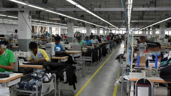 Intempéries et travail : l'industrie manufacturière opérationnelle à 87 % mercredi
