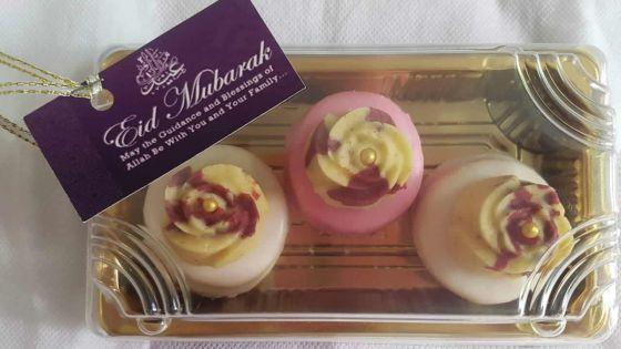 En marge de l'Eid-Ul-Fitr : les pâtissiers innovent avec l'Eid box