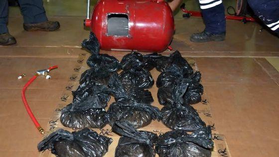 Saisie de 20 kg d'héroïne : Muhammad Imteyaz Baccus maintenu en détention