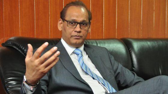 Services financiers : Mahen Seeruttun évoque quatre priorités