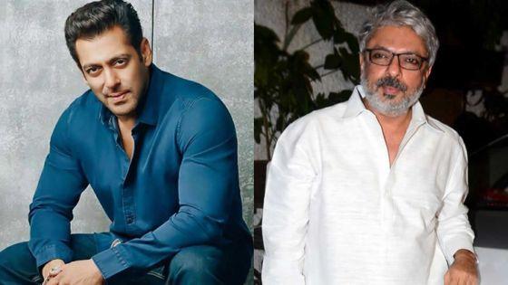 Inshallah : Salman Khan et Sanjay Leela Bhansali après 20 ans !