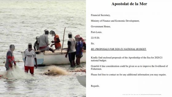 Budget 2020-21 : voici les propositions de l'Apostolat de la Mer