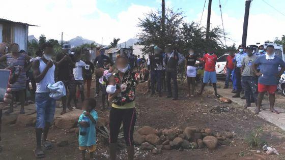Démolition des maisonnettes des squatters de Pointe-aux-Sables : plusieurs familles dans la détresse